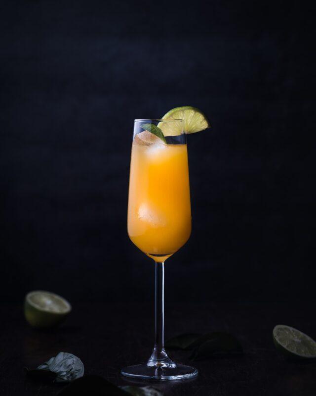 Stuyvesant Champagne Mimosa Punch