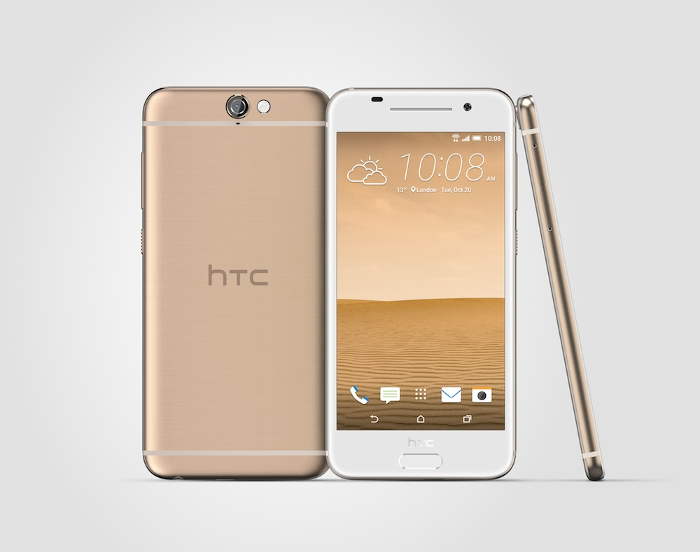 HTC unveils their latest A9 phone. Looks rather familiar 9