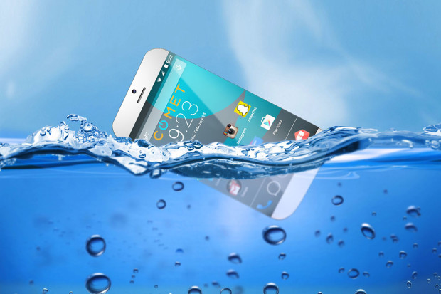 Comet floating smartphone on IndieGoGo may not hold water 8