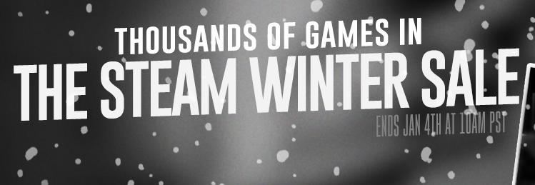Hide your wallets - the Steam Winter Sale cometh! 6