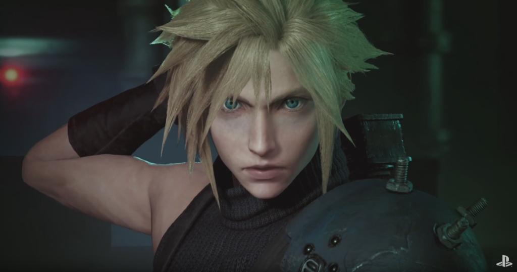 Catch the Final Fantasy VII PS4 remake trailer 17