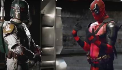 Unbelievably good: Boba Fett takes a bounty on Deadpool with epic rap battle 2