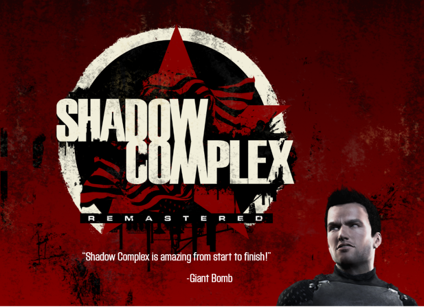 Epic Games' Shadow Complex sneaks onto the free list for the holiday season 3