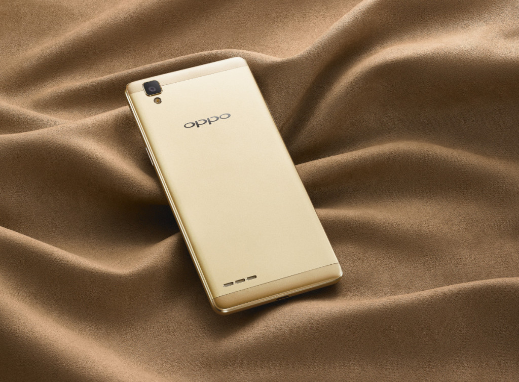 Oppo's new camera centric F1 phone zooms in with 13-MP rear camera for RM1198 1