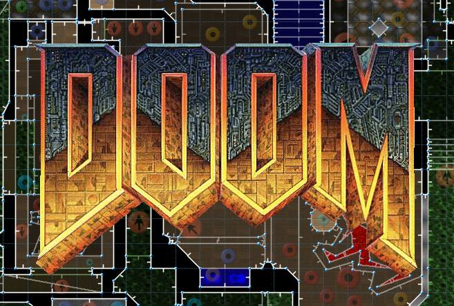 John Romero makes first level in years for classic Doom 8