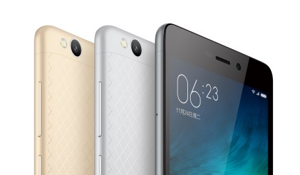 Xiaomi's new ultra-cheap Redmi 3 packs a humongous battery and all-metal chassis 3