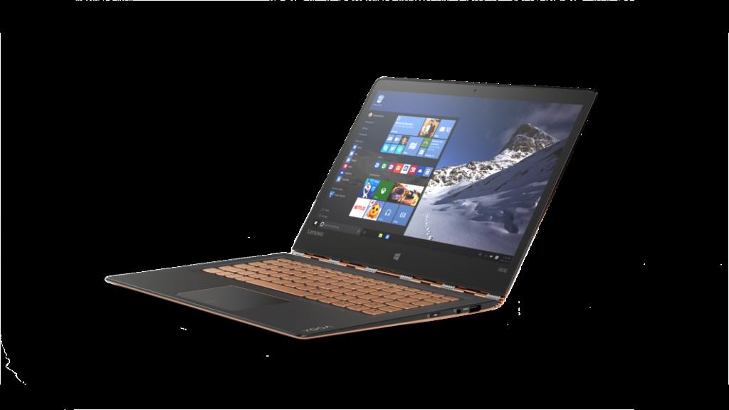 Lenovo unveils world's slimmest laptop - the Yoga 900S 30