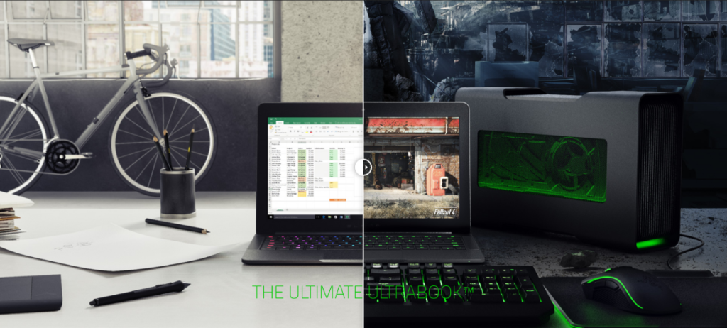 Razer's new Blade Stealth gaming ultrabook has more than meets the eye 11