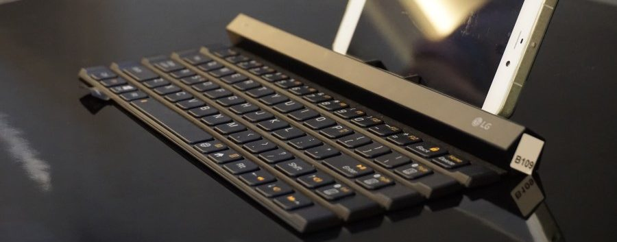 LG's Rolly keyboard 2 is coming to Malaysia 1
