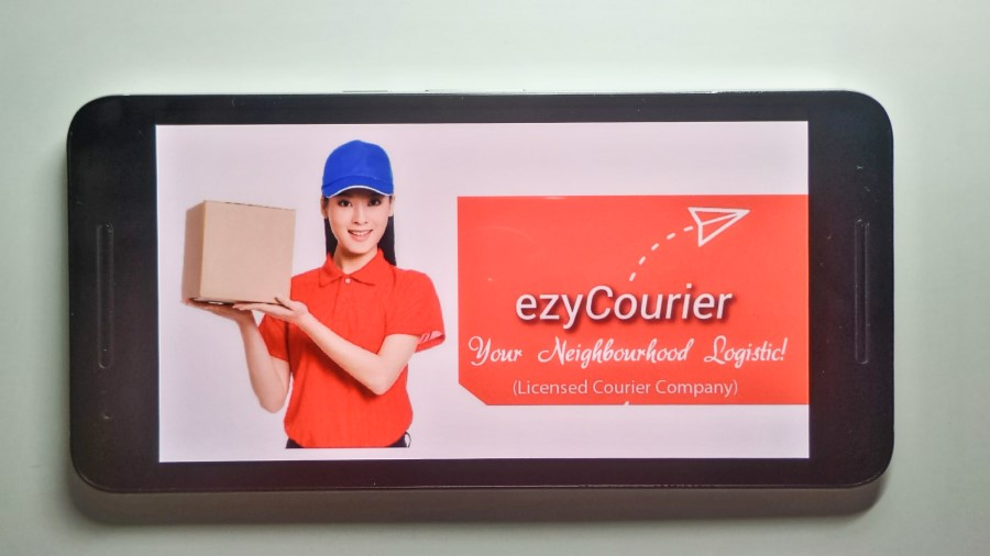 Need a courier or want to be one? The new ezyCourier app will sort you out 2