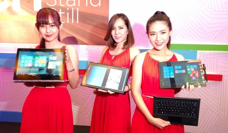 Lenovo launches the plush Yoga 900S convertible, X1 series notebooks and more 3