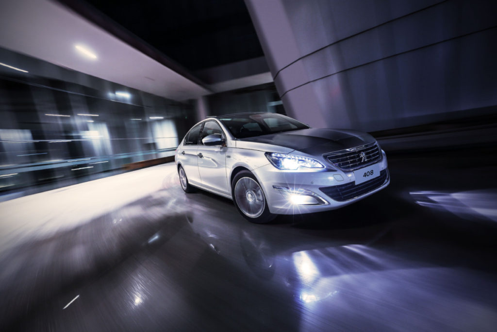 The classy new Peugeot 408 e-THP rolls into town 6