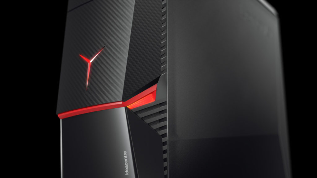 Lenovo brings out the big guns with an NVIDIA GeForce GTX1080 equipped gaming rig 4