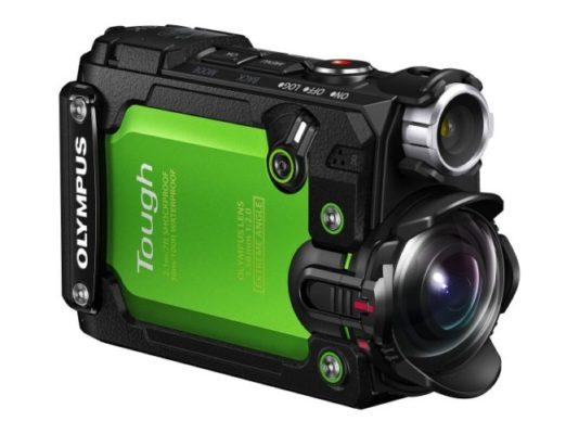 The Olympus TG-Tracker 4K camcorder is one ridiculously tough cookie 8