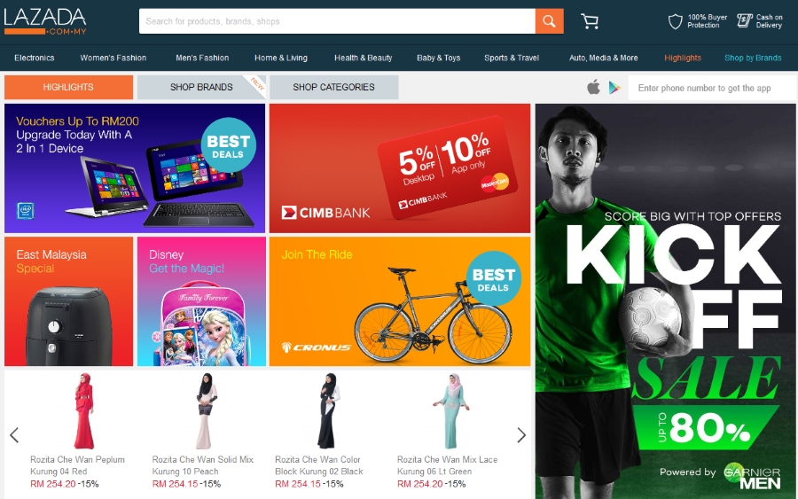 The Lazada Riang Ria Raya sales are coming - top picks for technophiles 10