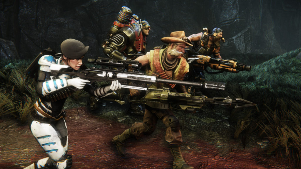 Evolve for PC is now free-to-play 5