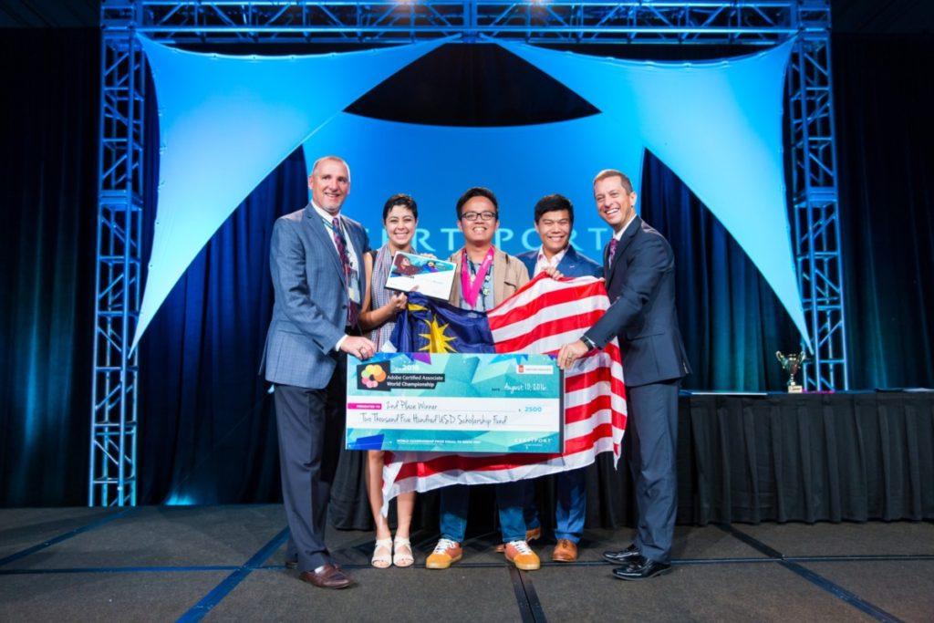 Malaysian lad scores silver at 2016 World ACA Championships 1