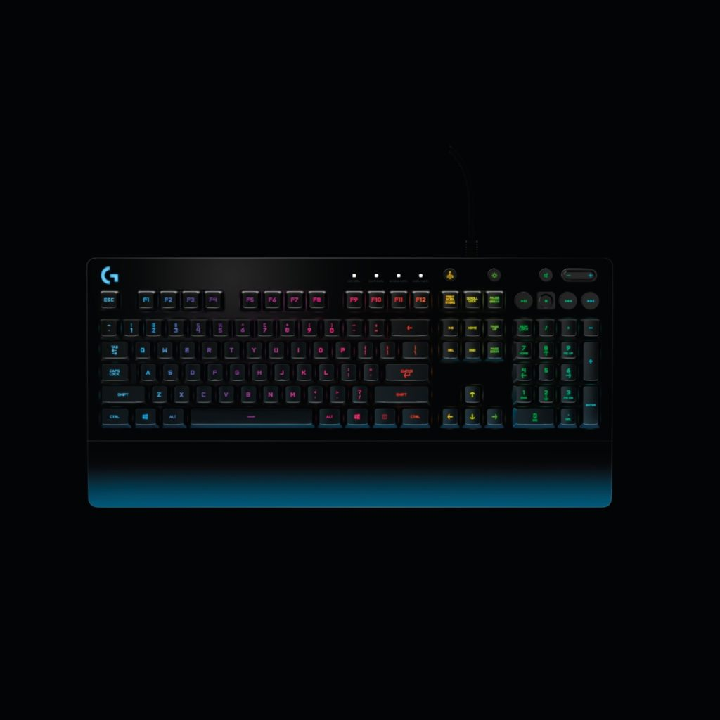 Logitech launches Prodigy series gaming keyboard, mouse and headset 12