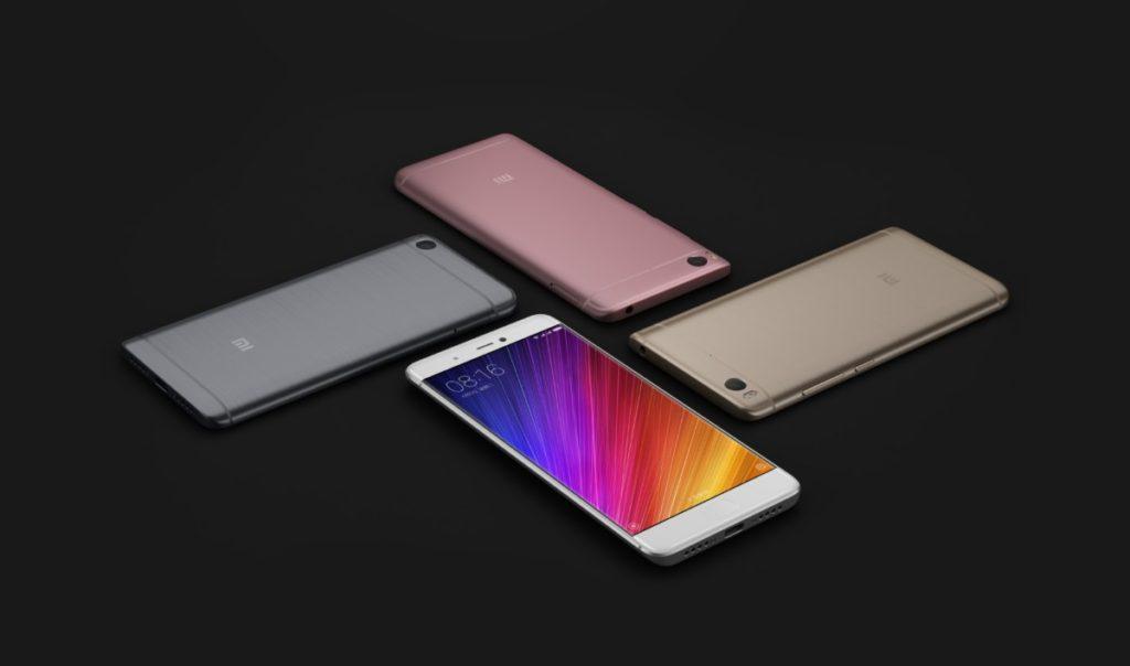 Xiaomi reveals new Mi 5S and Mi 5S Plus flagship phones 1