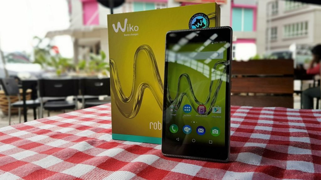 [First Look] Wiko Robby phablet 29