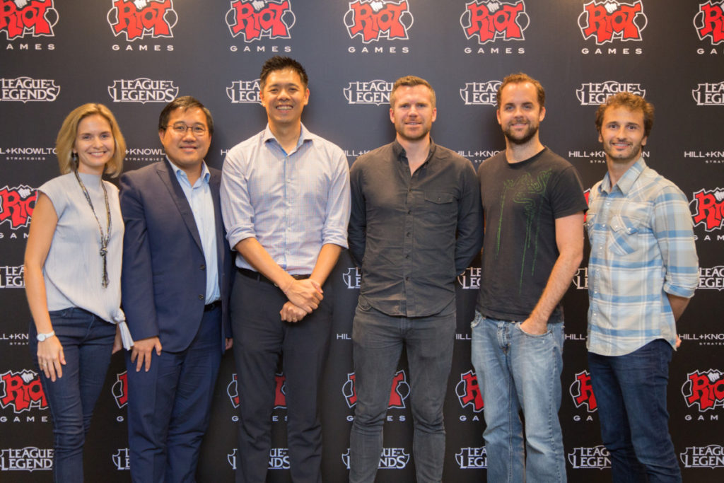 Southeast Asia offers massive potential for E-Sports says H+K Strategies and Riot Games 1
