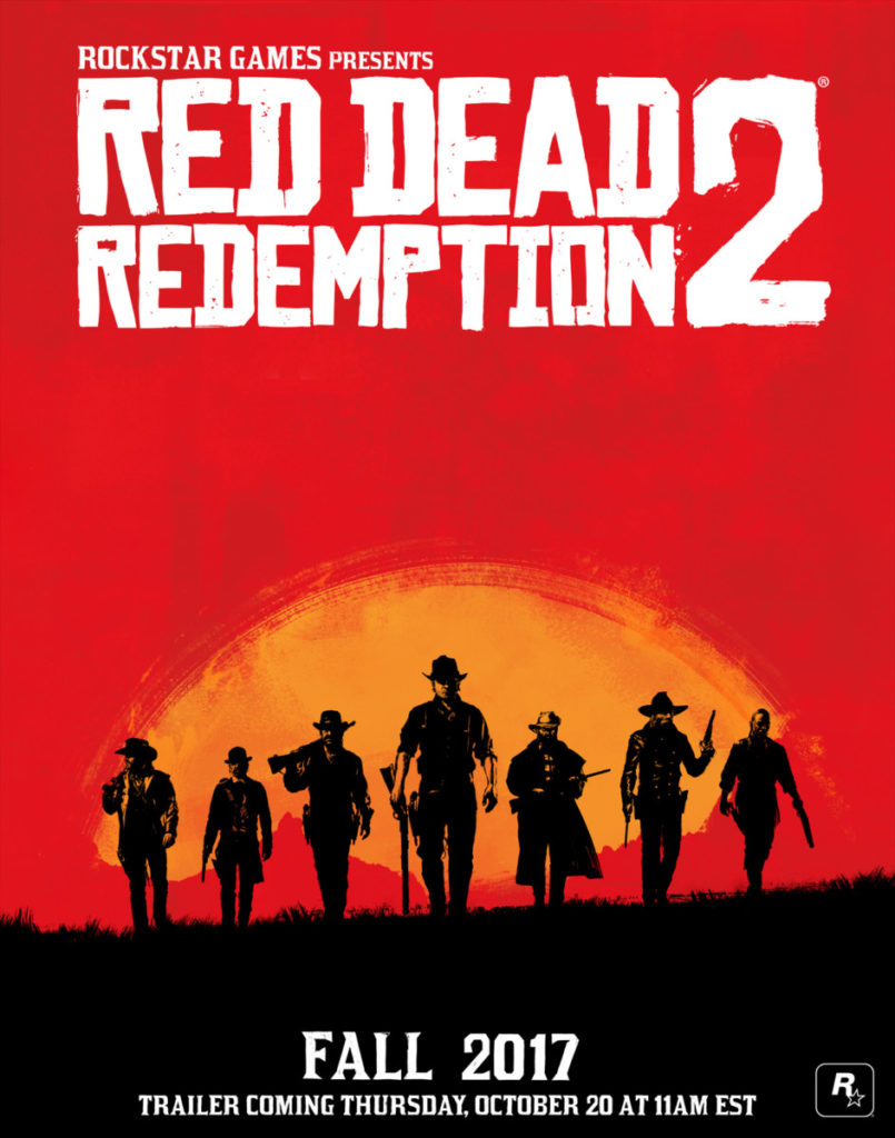 Red Dead Redemption 2 coming to PS4 and Xbox One in Fall 2017 16