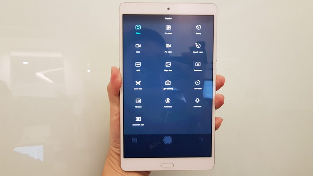 Up-close with Huawei's new MediaPad M3 tablet 1