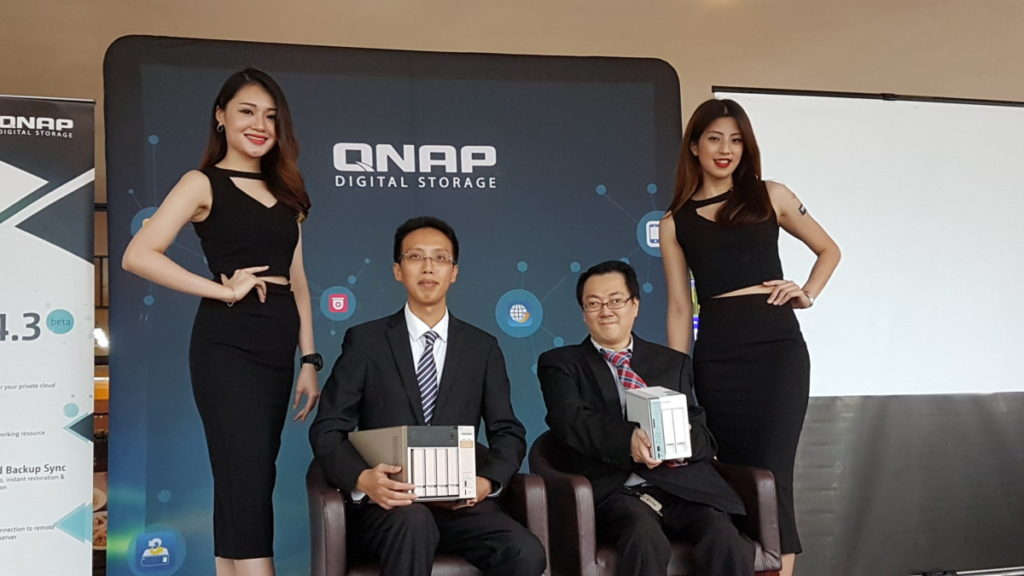 QNAP launches QTS 4.3 firmware and NAS solutions in Malaysia 1