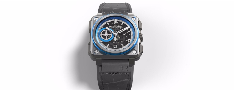 The BR-X1 Hyperstellar chronograph is out of this world 10