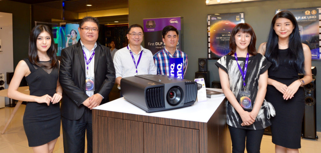BenQ's THX-certified W8000 and W11000 projectors land in Malaysia 4