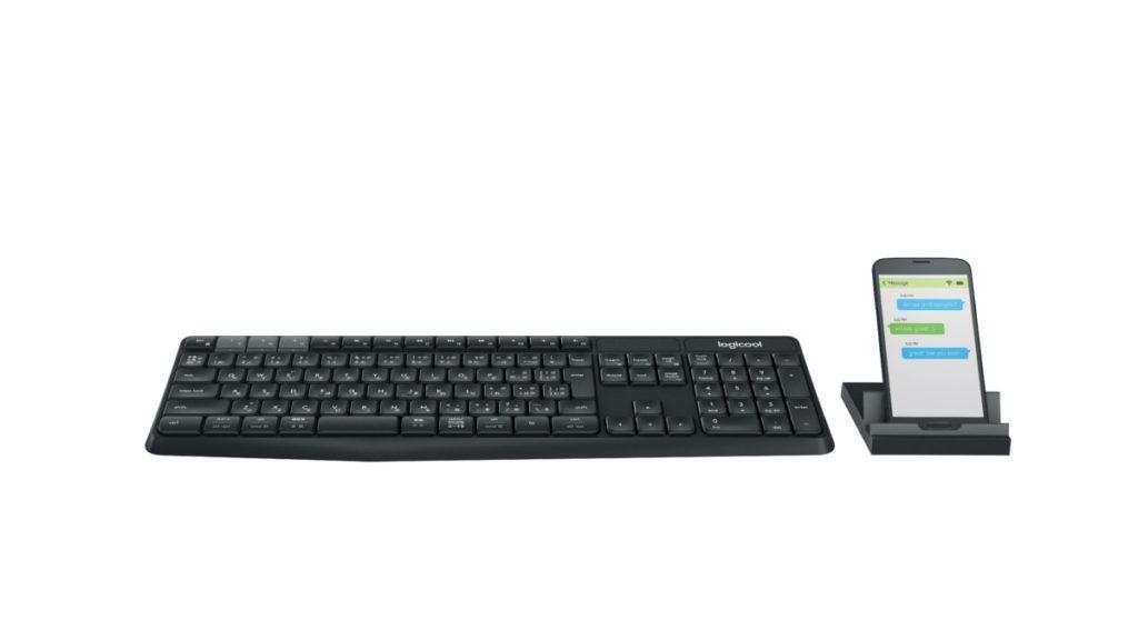 K375s keyboard