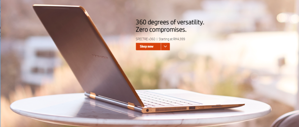 HP's revamped Spectre x360 is slimmer and lighter than ever before 24