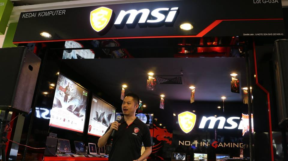 MSI launches latest store at Digital Mall, PJ 3