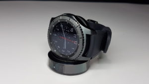 Unboxing the Samsung Gear S3 Frontier 4