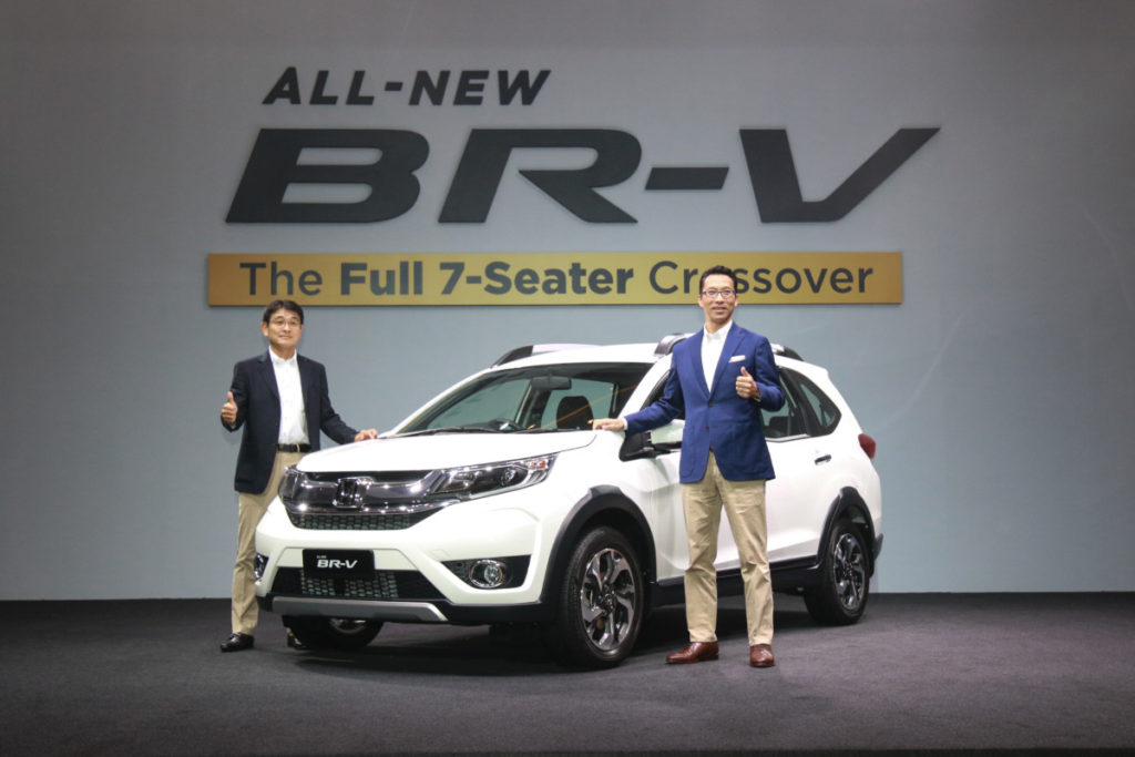 Honda's BR-V rolls out in Malaysia starting from RM85,800 25