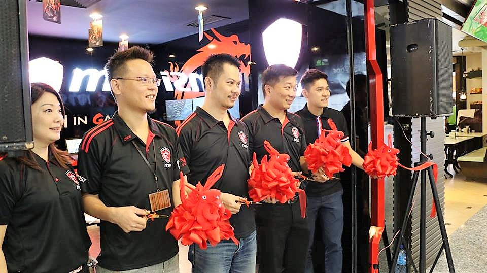 MSI launches latest store at Digital Mall, PJ 1