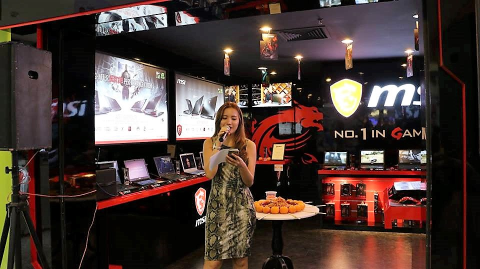 MSI launches latest store at Digital Mall, PJ 2
