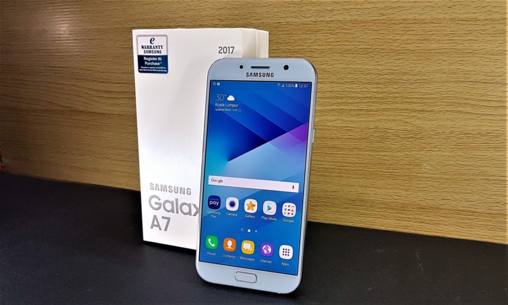 [Review] Samsung Galaxy A7 (2017) – The Premium Midrange Performer 2