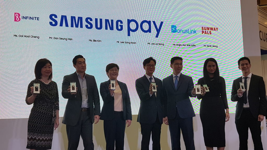 Samsung Pay is now live in Malaysia 2