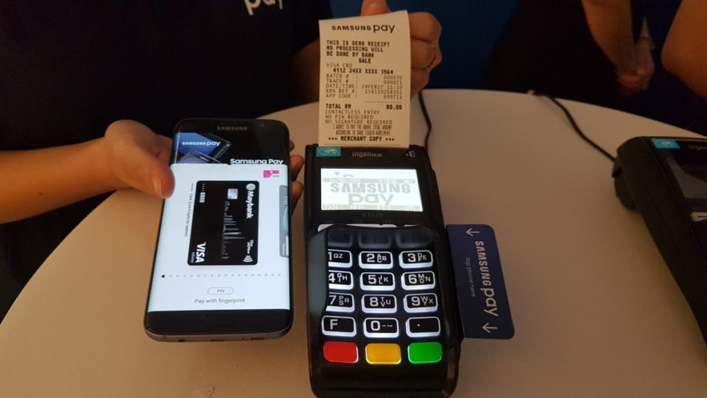 Samsung Pay is now live in Malaysia 6