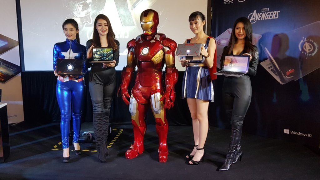 SNS releases JOI 11 and two Avengers themed two-in-one hybrids 22