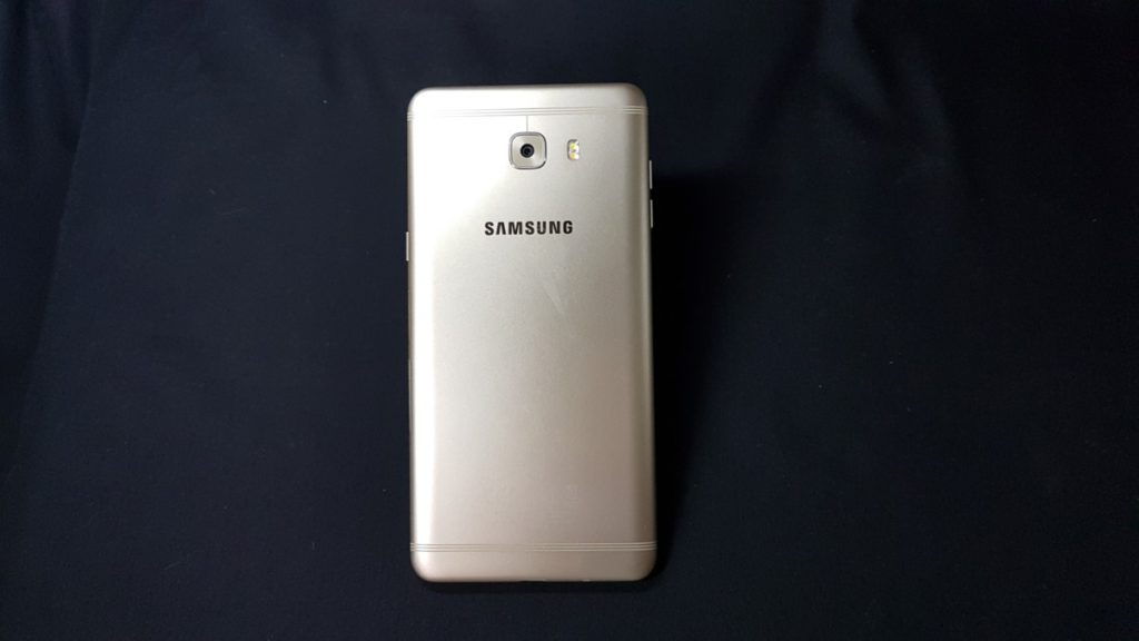 Attack of the Titan: Unboxing the Massively Powerful Galaxy C9 Pro 8