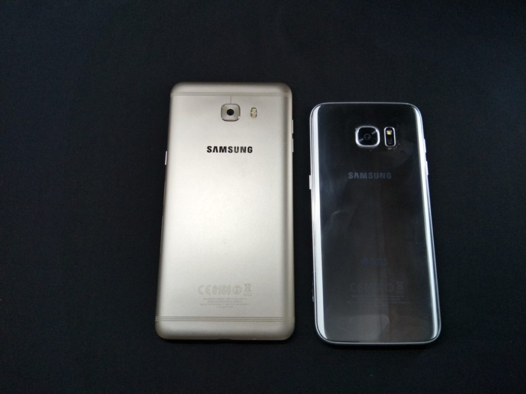 Attack of the Titan: Unboxing the Massively Powerful Galaxy C9 Pro 6