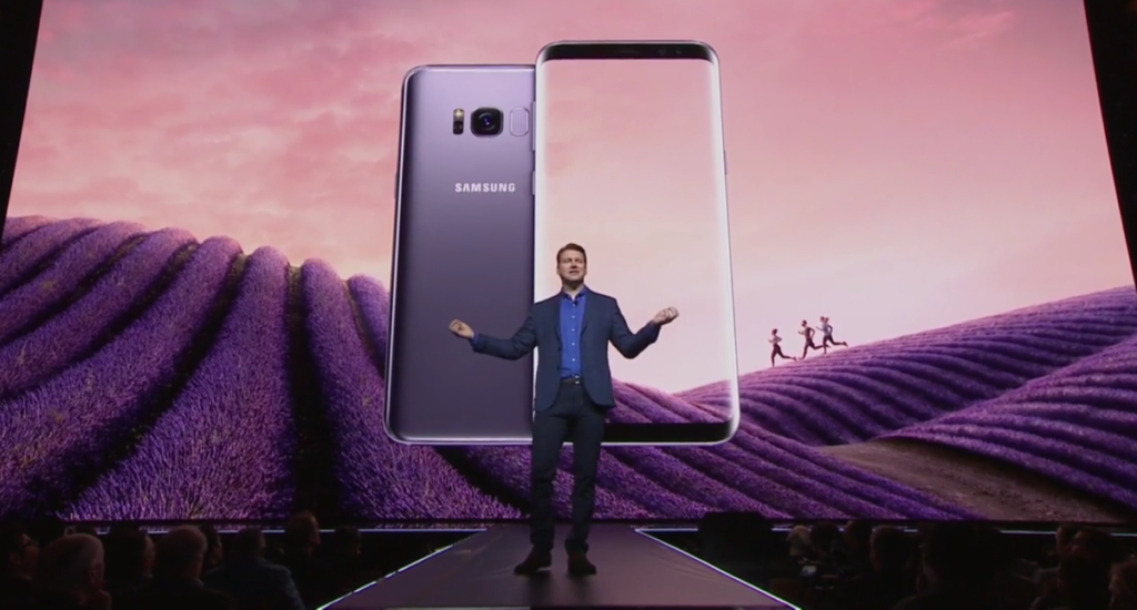 The exquisite Samsung Galaxy S8 and S8+ make their global debut 11