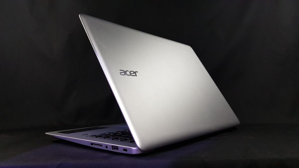 [Review] Acer Swift 3 - On Swift Wings 14