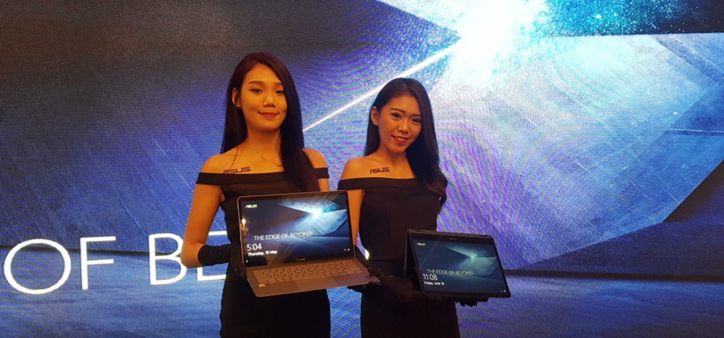Asus Malaysia reveals latest notebooks from Computex 2017 5