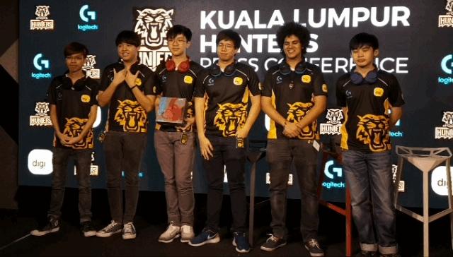 Digi joins Logitech as official sponsors of Kuala Lumpur Hunters 7