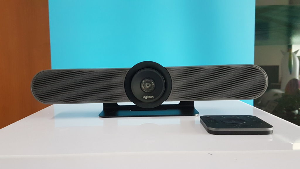 Logitech makes business meet-ups easier with new MeetUp conference camera 2