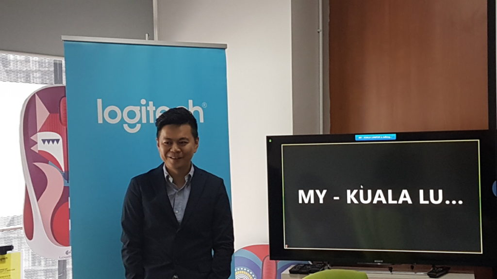 Logitech makes business meet-ups easier with new MeetUp conference camera 7