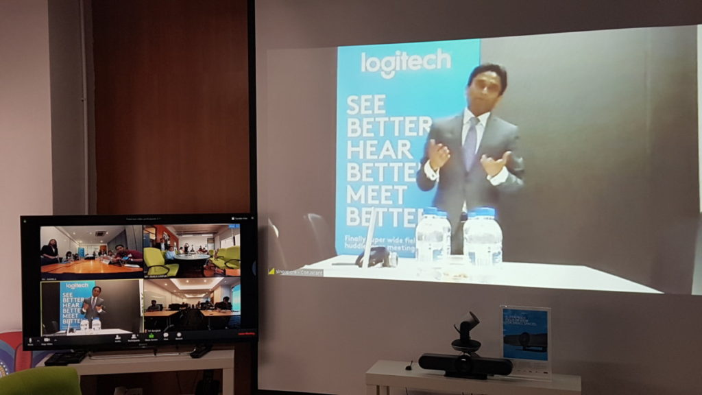 Logitech makes business meet-ups easier with new MeetUp conference camera 5